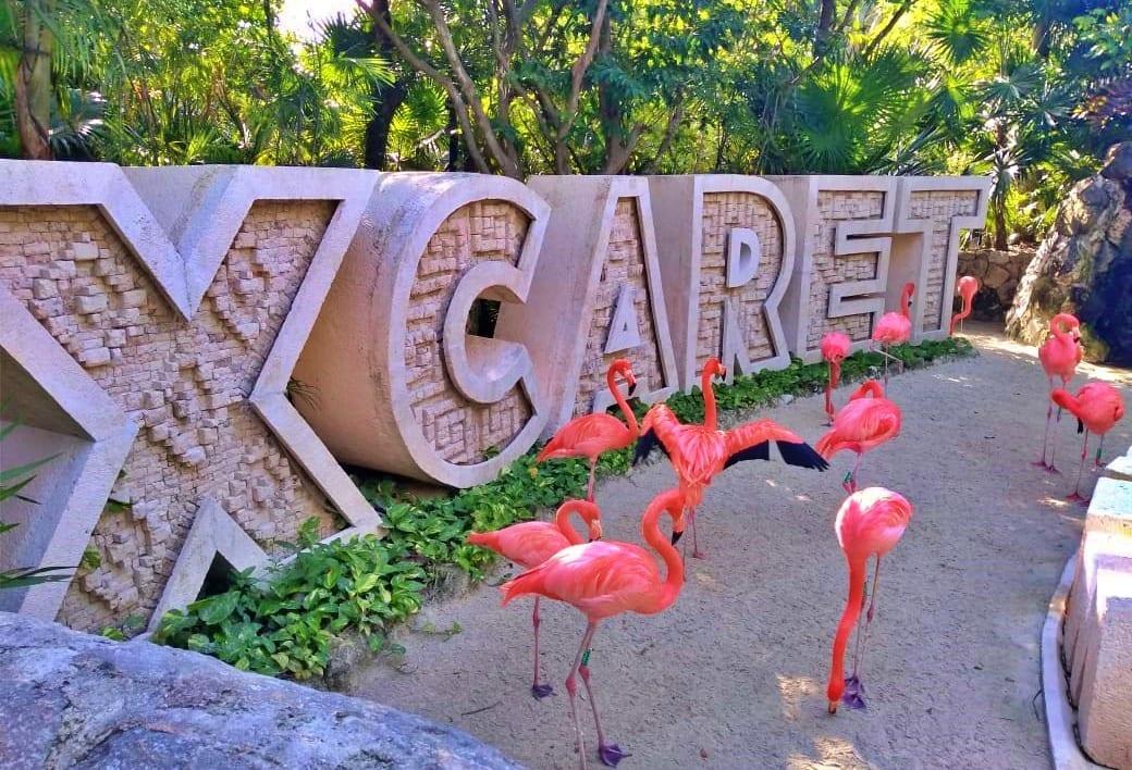 Parques de Xcaret con la nueva normalidad