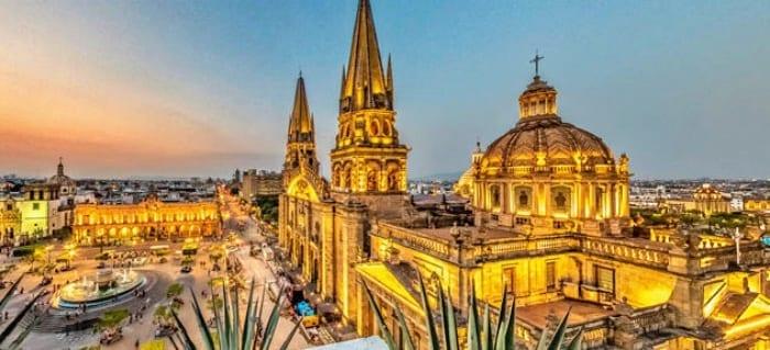 Guadalajara tendrá vuelos directos hacia Europa.