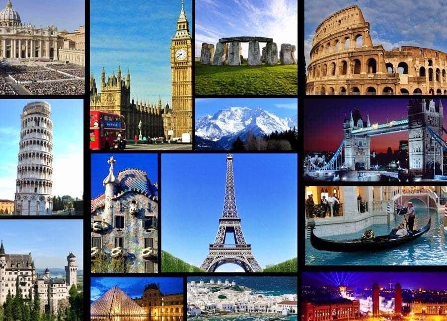 Puntos clave para viajar a Europa por primera vez