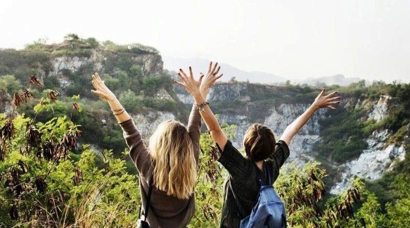 Viajar nos hace felices