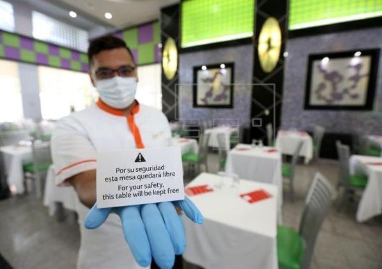 Así es viajar a Cancún en tiempos de Pandemia.