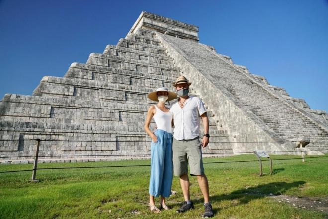 Así es viajar a Cancún en tiempos de Pandemia