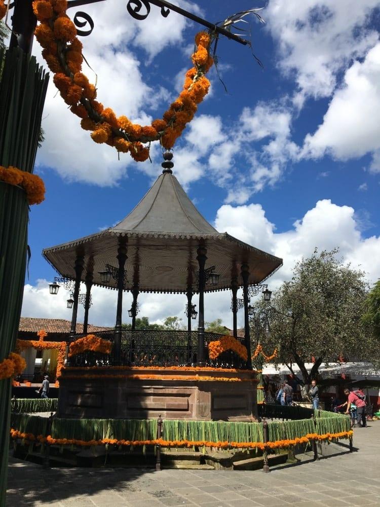 Día de Muertos en Pátzcuaro, Michoacán