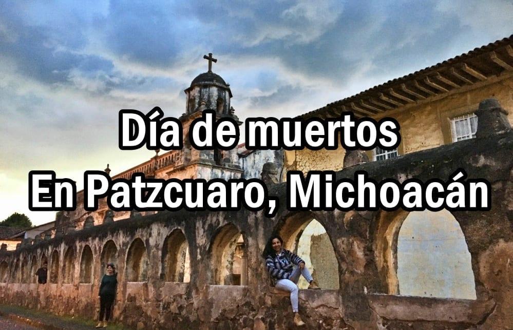 Día de Muertos en Pátzcuaro, Michoacán.