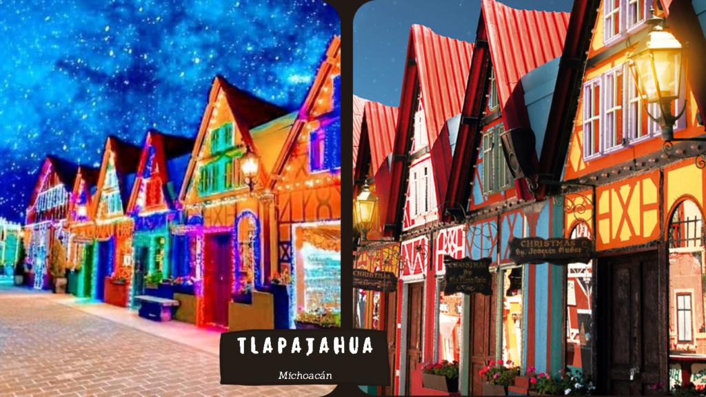Dónde puedes pasar navidad en México
