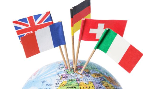 Curiosidades de las Banderas  del mundo.