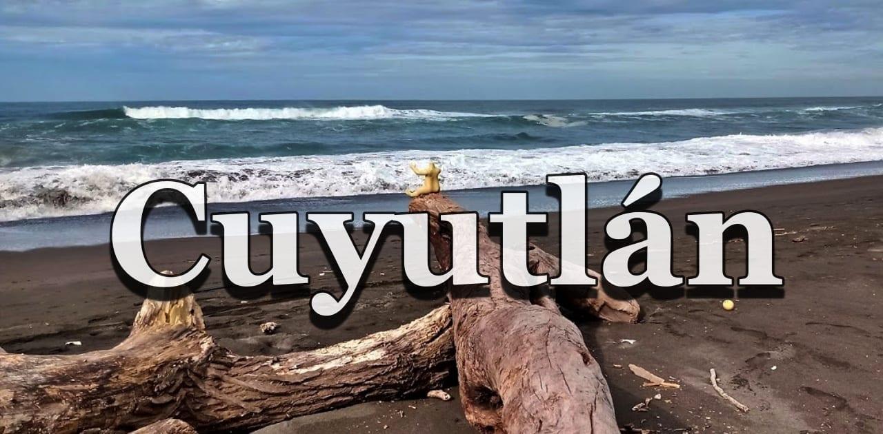 """Cuyutlán, Colima """"el lugar de la ola verde"""""""