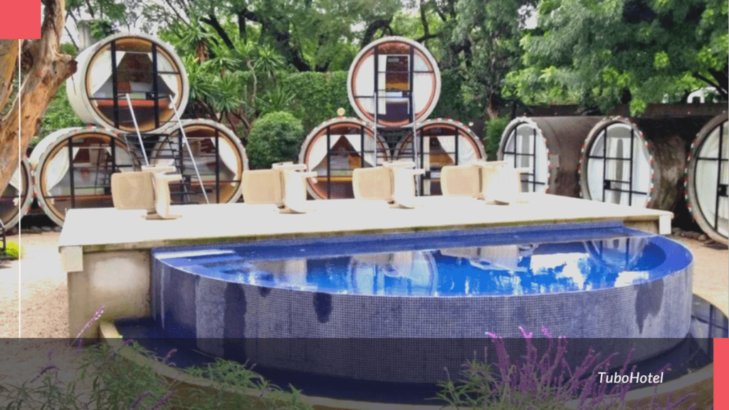 5 Hoteles fuera de lo normal en México