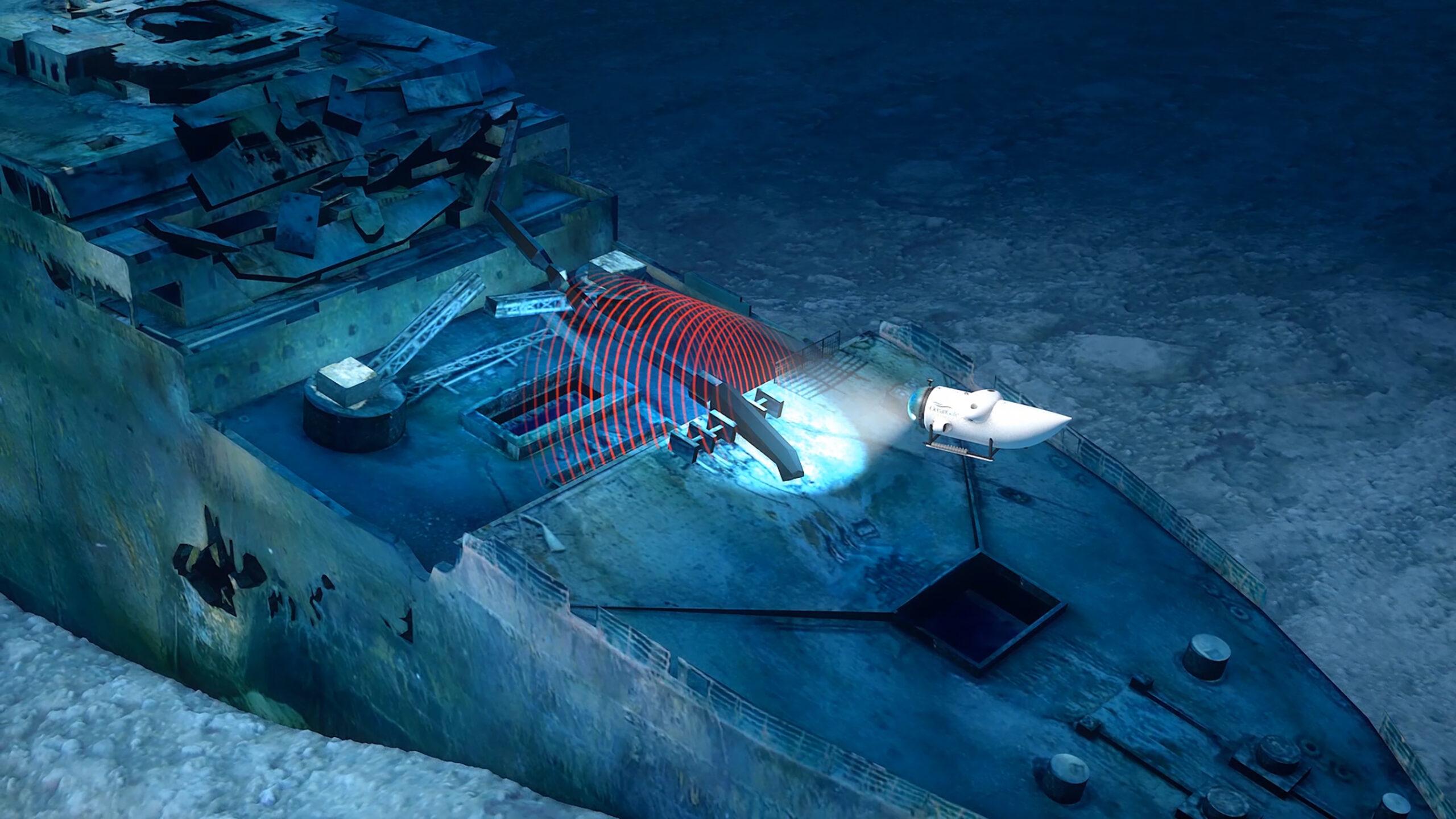 ¿Cómo puedes explorar el Titanic?