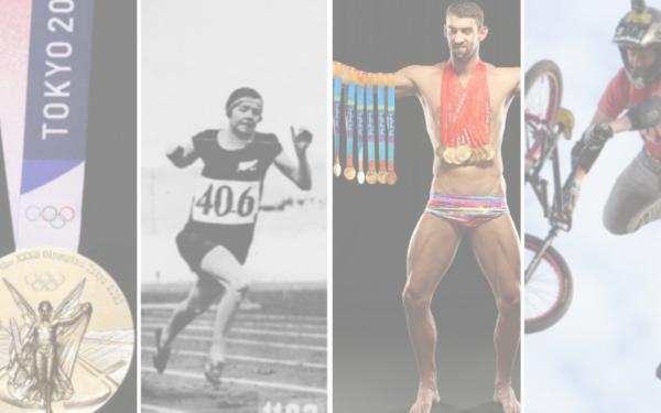 19 Datos curiosos de los Juegos Olímpicos