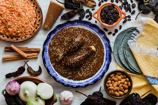 Supersticiones en la comida mexicana.