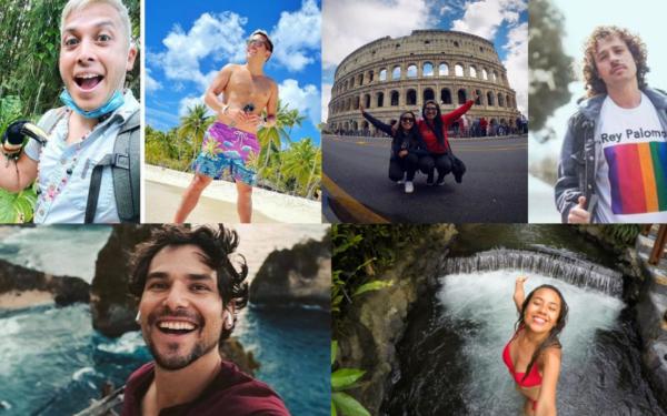 El mundo a través de Youtube: Travel bloggers